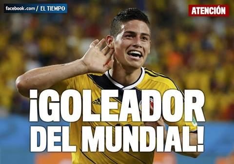 James Goleador